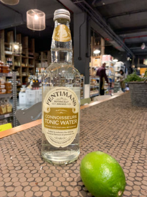 Fentimans Tonic for Mocktail