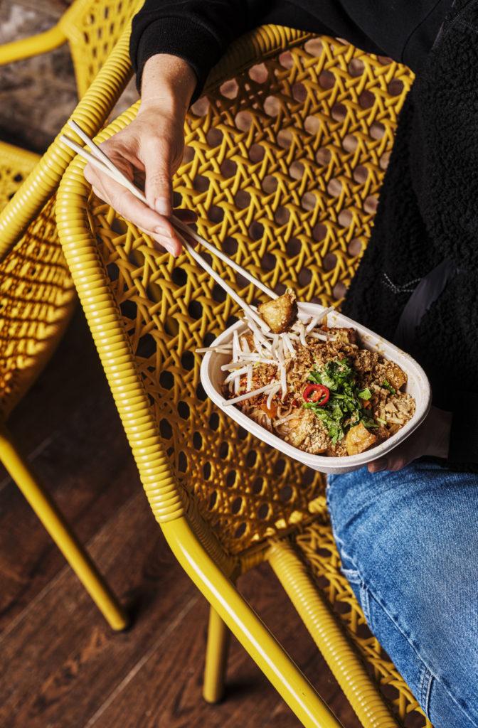 HH Mercato Food June 2021 Pad Thai 002